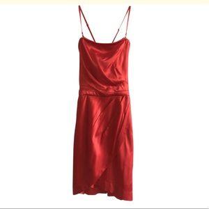 A X Armani Exchange Dresses Armani Exchange Silk Dress
